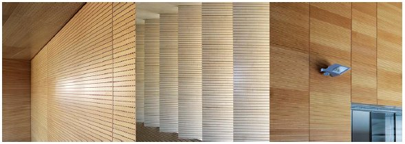 Timber Perforated Acoustic Panel Systems I Acoustic