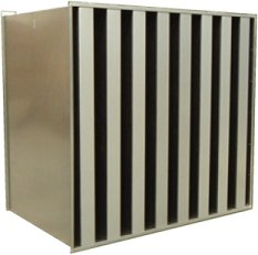 industrial-acoustic-rectangular silencers