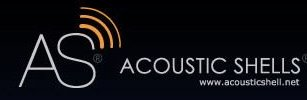 acoustic shell logo